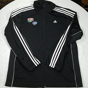 Adidas Clima365 Training NASCAR Jacket Large